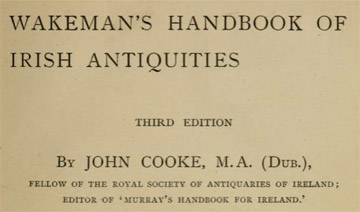 Wakeman's handbook of Irish antiquities