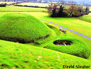 Knowth Mound