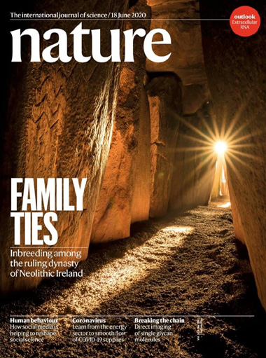 Nature Journal - Newgrange