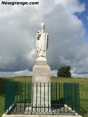 St Patrick - Hill of Tara