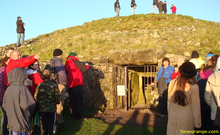 Loughcrew Autumn Equinox 2009