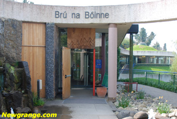 Newgrange Brú na Bóinne Visitors Centre