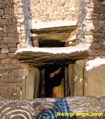 Newgrange Sostice